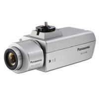 パナソニック Panasonic カラーテルックカメラ WV-CP10V (レンズ付き)