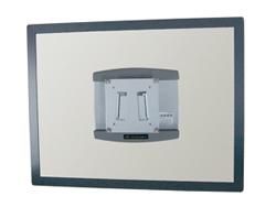 オーロラ AURORA 液晶モニター用 壁面ハンガー(壁寄せ設置タイプ) LW-23