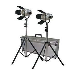 LPL スタジオ&ロケーションライト トロピカル TL-500 キット2 (L25732)