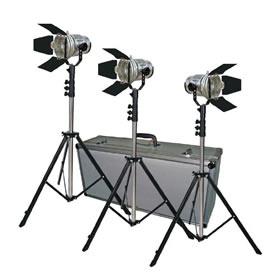 LPL スタジオ&ロケーションライト トロピカル TL-500 キット3 (L25733)
