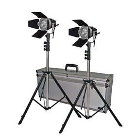 LPL ビデオライティングキット2B (L27432)