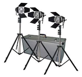 LPL ビデオライティングキット3B (L27433)