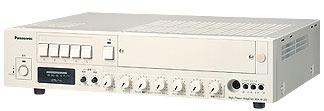 パナソニック Panasonic ハイパワーアンプ WA-H60