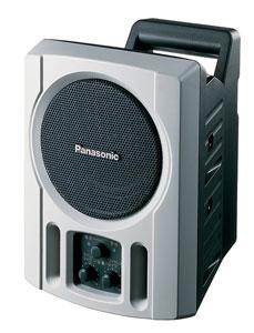 �p�i�\�j�b�N Panasonic 800MHz�� PLL ���C�����X�p���[�h�X�s�[�J�[ WS-X66A
