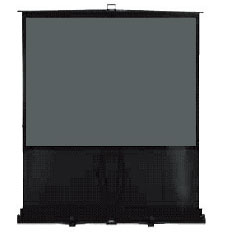 KIC ハイコントラスト モバイルスクリーン DNP JETBLACK JBMA#080SN [1620×1220 (4:3タイプ)] 【※受注生産品】