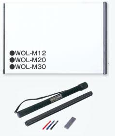 KIC マグネットスクリーン(72inch) WOL-M30 [1580×1100(4:3タイプ)]