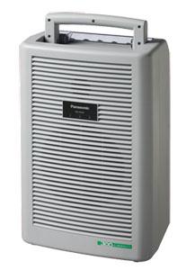 パナソニック Panasonic 300MHz帯 PLL ポータブル ワイヤレスアンプ WX-PW32