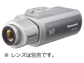�p�i�\�j�b�N Panasonic SD5�� �J���[�e���b�N�J���� WV-CP55