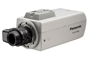 パナソニック Panasonic カラーテルックカメラ WV-CP08V