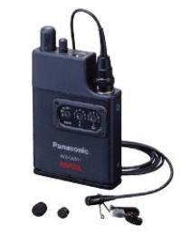 パナソニック Panasonic ラムサ RAMSA 800MHz帯 ワイヤレスマイクロホン [ENG/EFP] WX-TA841