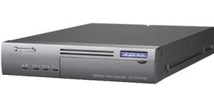 パナソニック Panasonic アイプロシリーズ ネットワーク ビデオデコーダー DG-GXD400