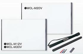KIC マグネットスクリーン(72inch) WOL-M20V [1552×970(16:10タイプ)]