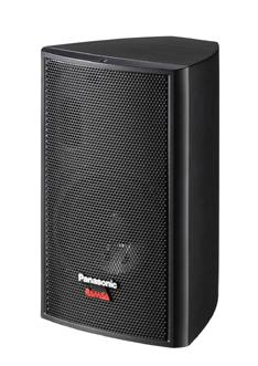 パナソニック Panasonic ラムサ RAMSA コンパクトスピーカー WS-M10-K (ブラック)
