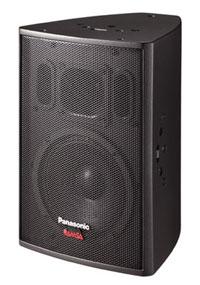 パナソニック Panasonic ラムサ RAMSA コンパクトスピーカー WS-M80-K (ブラック)
