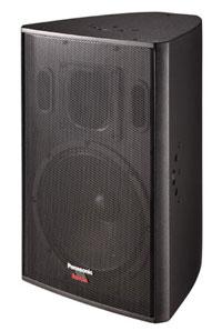 パナソニック Panasonic ラムサ RAMSA コンパクトスピーカー WS-M200-K (ブラック)