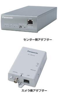 パナソニック Panasonic 同軸-LANコンバーター(PoE給電機能付) BY-HPE11KT