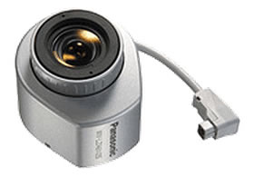 パナソニック Panasonic テルックカメラ・システムカメラ用レンズ(ライトFLシルバー) WV-LZA61/2S
