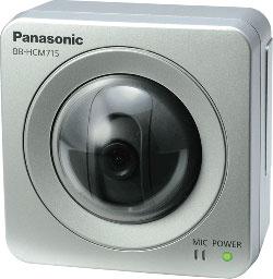 パナソニック Panasonic ネットワークカメラ(屋内タイプ) BB-HCM715