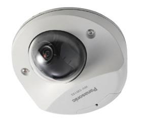パナソニック Panasonic メガピクセル ドームネットワークカメラ WV-SW155