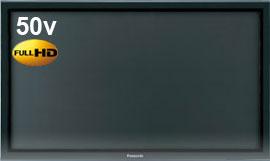 パナソニック Panasonic FULL HD プラズマディスプレイ TH-50PF30