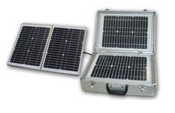 LET'S ソーラー式発電・蓄電装置 ソーラー蓄発くん L-482-LI2AL