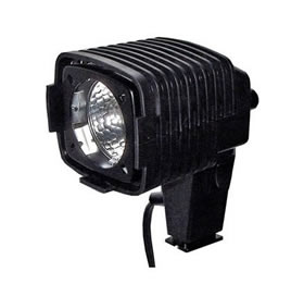 LPL ビデオライト VL-100 (100W) (L2641)