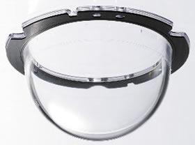 パナソニック Panasonic 監視カメラ用 クリアドームカバー WV-CW4C