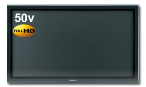 パナソニック Panasonic FULL HD プラズマディスプレイ TH-50PF50J