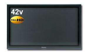パナソニック Panasonic FULL HD プラズマディスプレイ TH-42PF50