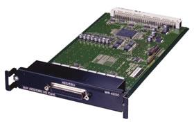 パナソニック Panasonic 8ch AES/EBU用入出力カード WR-AESC