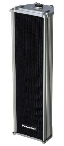 パナソニック Panasonic ソノラインスピーカー 金属製/屋内・屋外用 WS-938