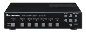 パナソニック Panasonic デジタルインターフェースボックス ET-YFB100 【※受注生産品】