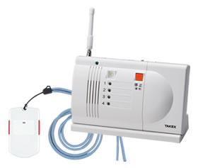 TAKEX ワイヤレス緊急呼出しセット EC-2P(T)