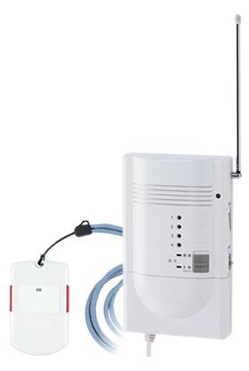 TAKEX ワイヤレス緊急呼出しセット EC-2P