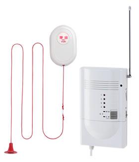 TAKEX ワイヤレス緊急呼出しセット EC-B