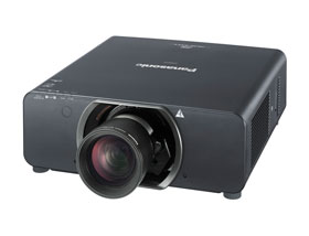 パナソニック Panasonic 3チップDLP方式 プロジェクター PT-DW11K (レンズ別売) 【※受注生産品】