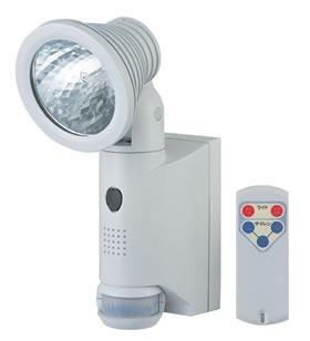 TAKEX サイレン・センサー付きライト(サイレン付き人感ライト) LC-20