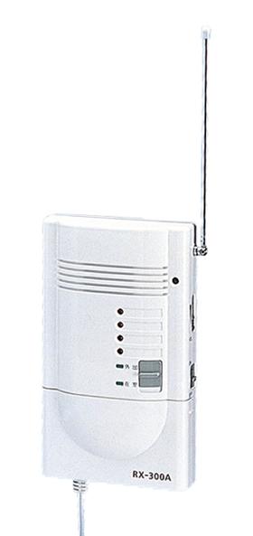 TAKEX 保安用システム 受信機 RX-300A-S