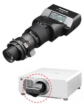 パナソニック Panasonic 投写レンズ(固定焦点レンズ) ET-DLE030