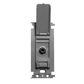 パナソニック Panasonic コネクターユニット(マイク用/単複ジャック) WZ-CJ110