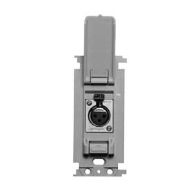 パナソニック Panasonic コネクターユニット(マイク用/XLRメス) WZ-CX130