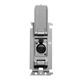 パナソニック Panasonic コネクターユニット(スピーカー用/XLRメス) WZ-CX170