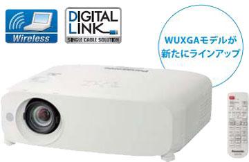 �p�i�\�j�b�N Panasonic �t���v���W�F�N�^�[ PT-VW535NJ