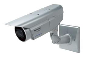パナソニック Panasonic フルHD 屋外ハウジング一体型 ネットワークカメラ WV-SPW631LJ