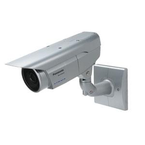 パナソニック Panasonic HD 屋外ハウジング一体型 ネットワークカメラ WV-SPW310