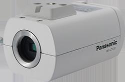 パナソニック Panasonic 屋内ボックス テルックカメラ (レンズ別売) WV-CP30