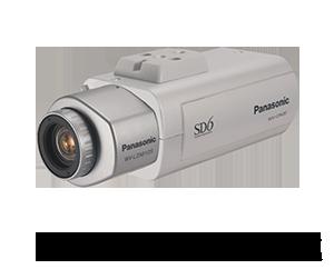 パナソニック Panasonic 屋内ボックステレビカメラ(レンズ別売) WV-CP630