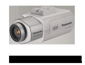 パナソニック Panasonic 屋内ボックステレビカメラ (レンズ別売) WV-CP634