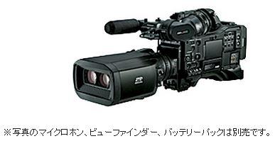 パナソニック Panasonic 一体型二眼式3Dカメラレコーダー AG-3DP1G