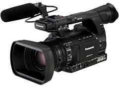 パナソニック Panasonic メモリーカードカメラレコーダー AG-AC160A